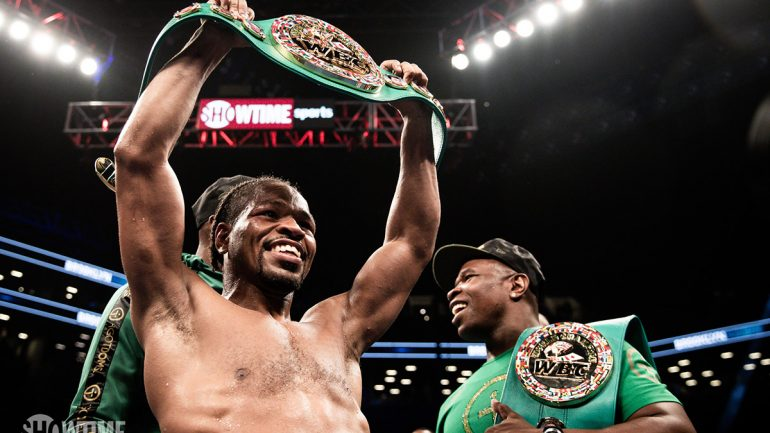 Shawn Porter: Fight vs. Manny Pacquiao would be 'tremendous, action-packed'
