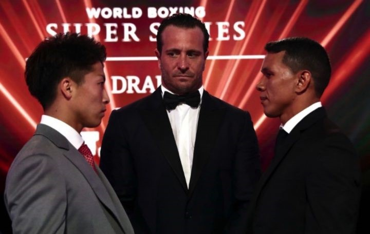 Juan Carlos Payano I M Not Going To Go Down Because Naoya Inoue Punches Hard You Gotta Kill Me Beat