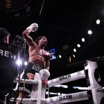 Andrade victory after Kautondokwa Heasley 150x150 - Demetrius Andrade to defend WBO middleweight title against Maciej Sulecki on June 29