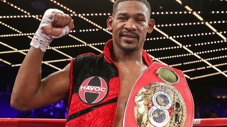 Daniel Jacobs takes aim at Canelo Alvarez, Jermall Charlo and Gennady Golovkin