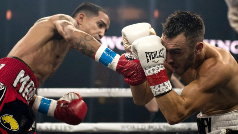 Emmanuel Rodriguez outlasts rugged Jason Moloney by split-decision; Dorticos advances in WBSS