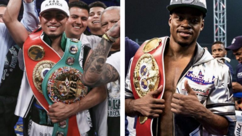 Errol Spence Jr., Mikey Garcia closing in on deal for February PPV bout