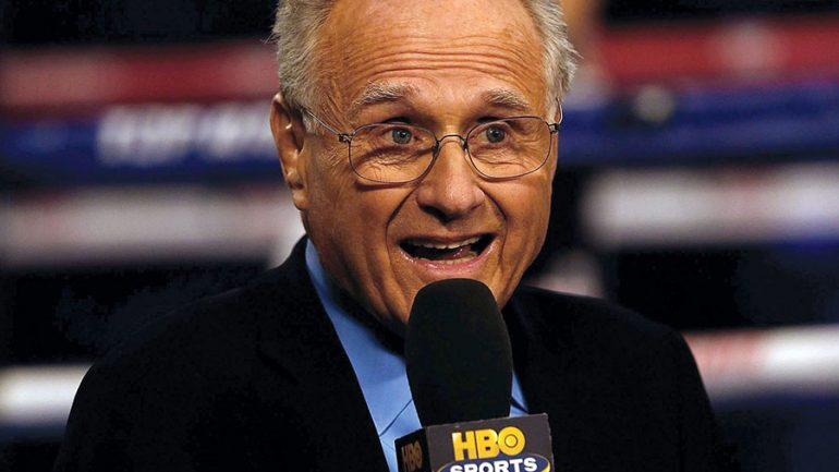 Larry Merchant to appear on final HBO Boxing show
