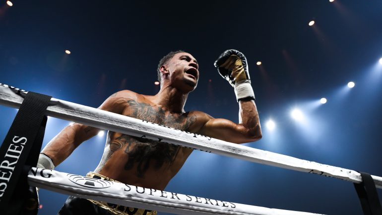 Regis Prograis reaches deal to remain in WBSS; Ivan Baranchyk's status remains uncertain