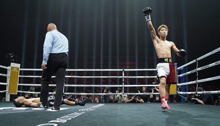 Naoya Inoue blows away Juan Carlos Payano in 70 seconds to open ...