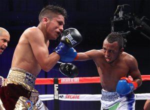 NegreteFranco Hoganphotos2 300x220 - Negrete-Franco and Claggett-Ulysse rematches co-headline April 25 Thursday Night Fights card