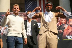 Saunders v Andrade 300x200 - Fighting Words – Demetrius Andrade is Still Only Halfway to Reality
