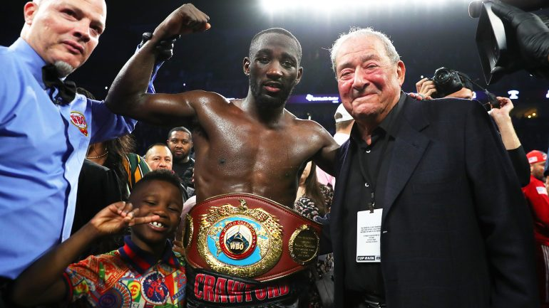 Todd duBoef: Crawford-Benavidez viewership proof boxing isn't an 'old-person sport'