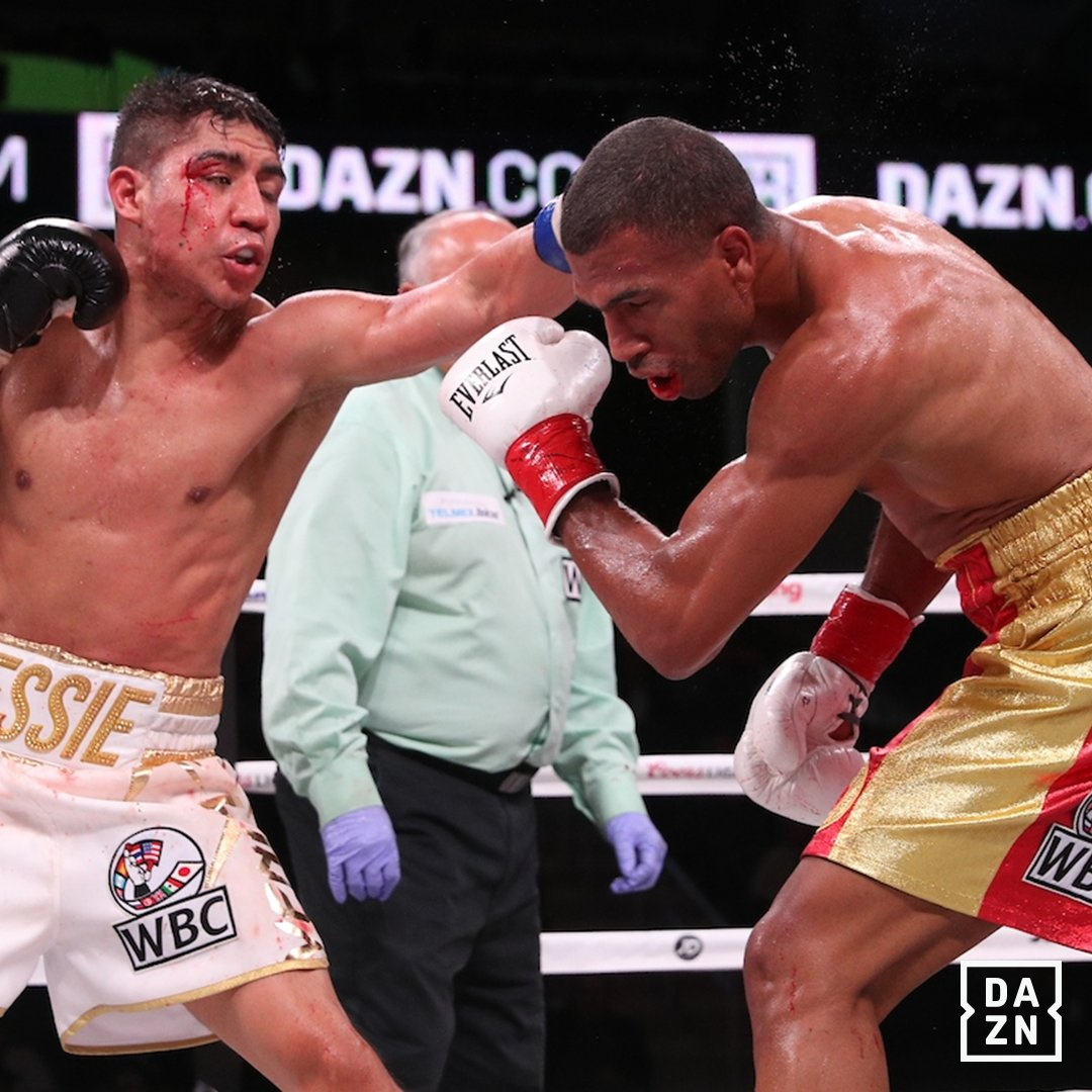 Jessie Vargas And Thomas Dulorme Fight To Hotly Contested