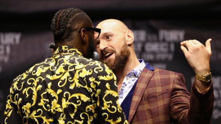 Tyson Fury adds Freddie Roach to corner ahead of Deontay Wilder title fight