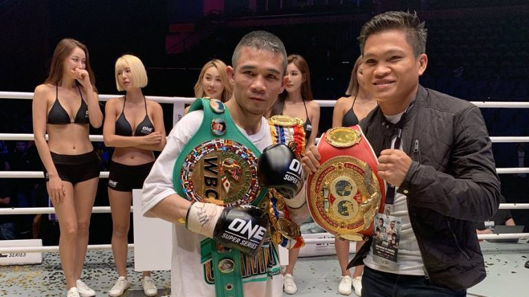 Jerwin Ancajas meets Srisaket Sor Rungvisai in Bangkok; could unification be next?