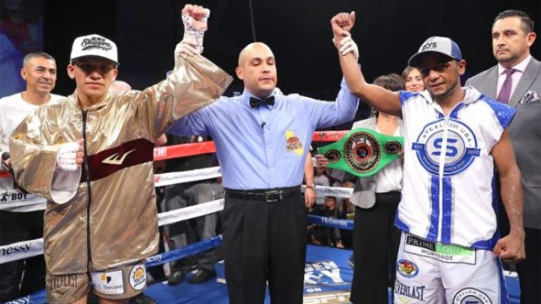 Oscar Negrete and Joshua Franco go to war, brutal battle ends in 10-round draw