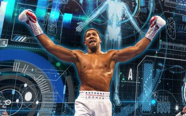 Anthony Joshua is the undisputed champion of boxing technology