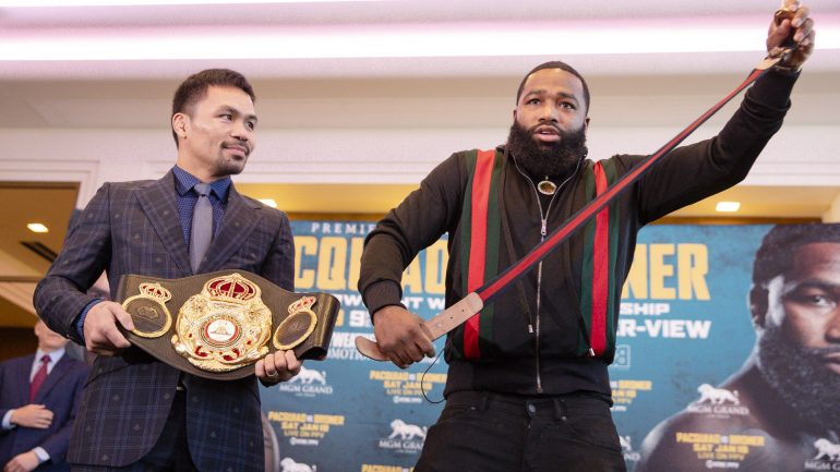 Fight Picks: Manny Pacquiao vs. Adrien Broner