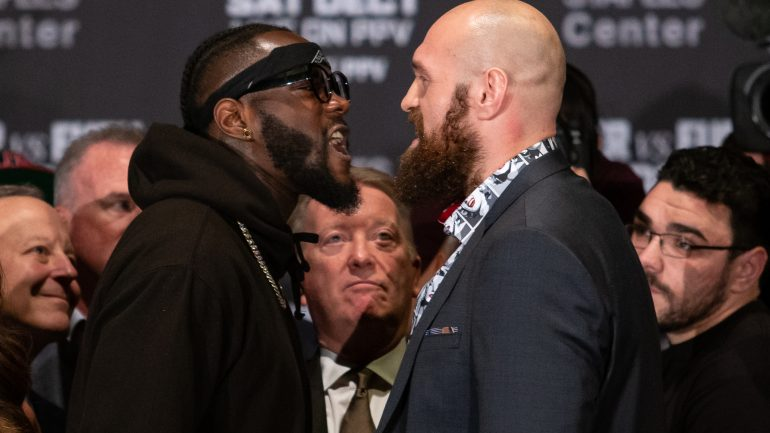 Friday's heavyweight-sized Wilder-Fury mailbag