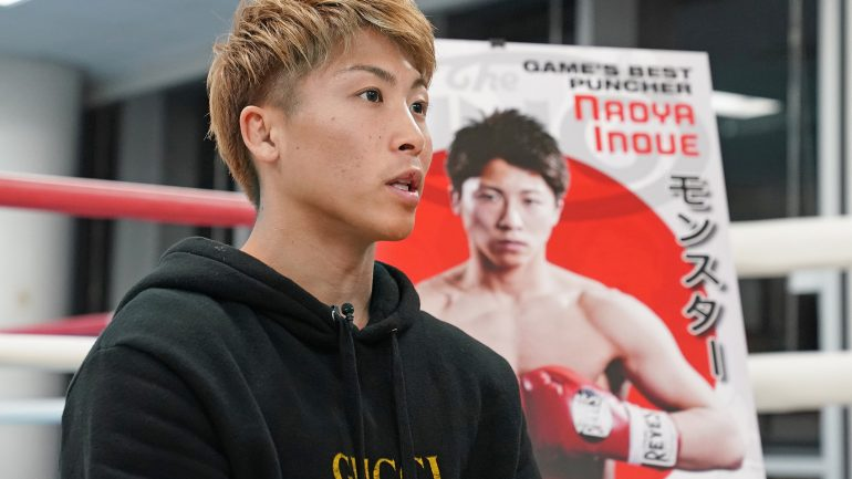 Photo gallery: Naoya Inoue announced as Ring Magazine cover star