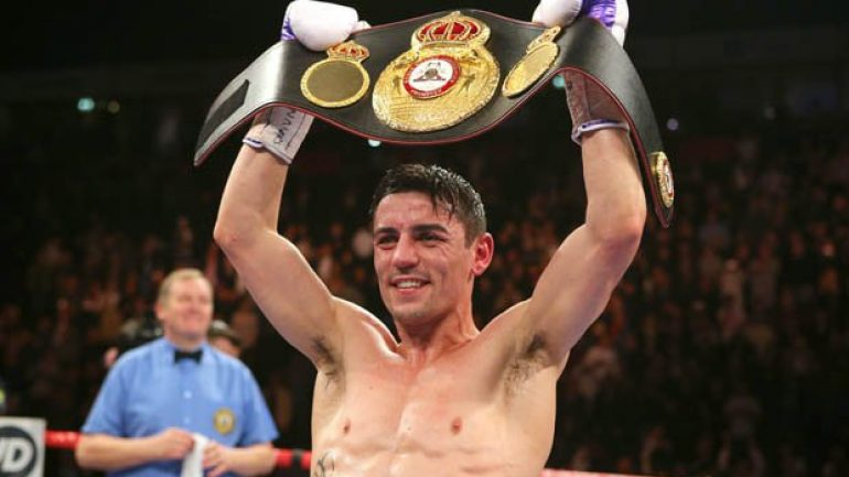 Anthony Crolla: 'Anybody who knows the lightweight division knows Daud Yordan can fight'