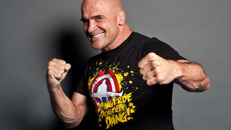 Bas Rutten to host inaugural bareknuckle PPV on Nov. 9