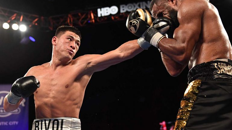 Dmitry Bivol controls Jean Pascal to win by wide unanimous decision