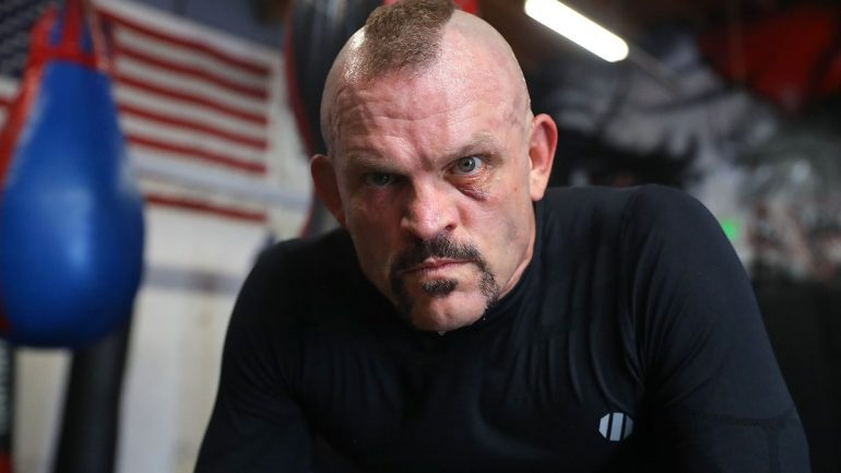 Time (and Tito Ortiz) will soon tell if Chuck Liddell should've stayed retired