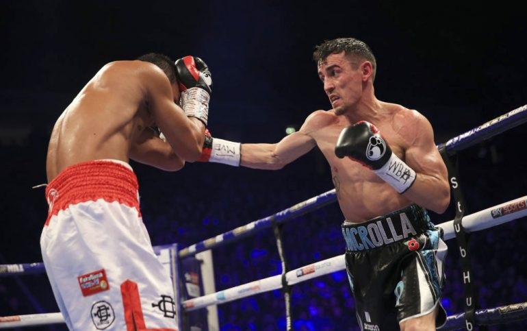 Image result for anthony crolla dominates Yordan