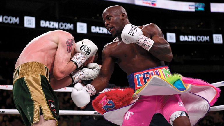 Tevin Farmer brims with new confidence going into second title defense