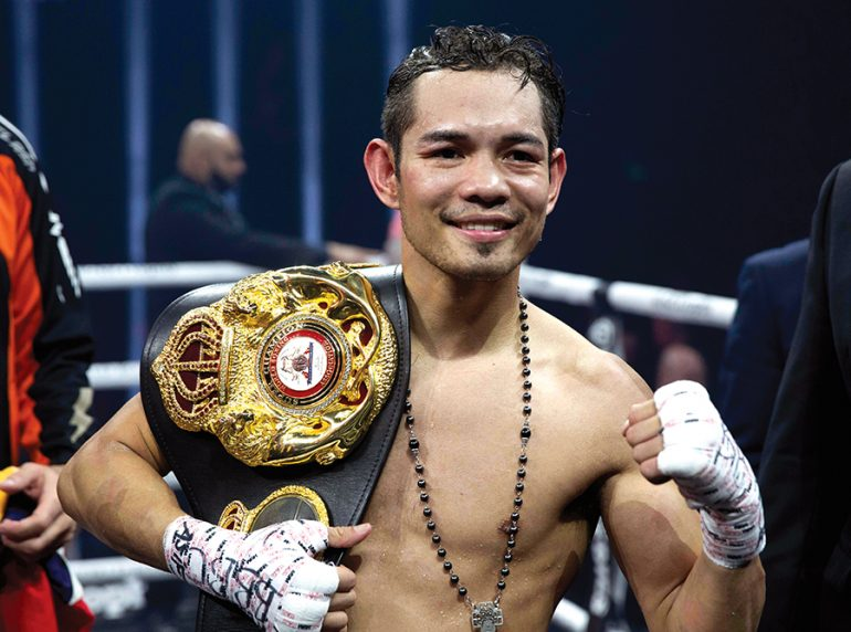 Nonito Donaire Jr To Face Emmanuel Rodriguez Instead Nordine Oubaali Tests Positive For Covid 19 The Ring