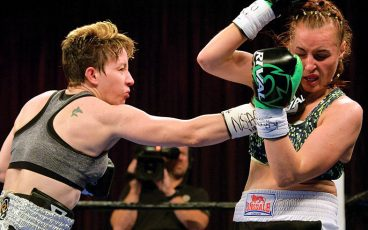 Layla McCarter's 20-year quest to find a big fight