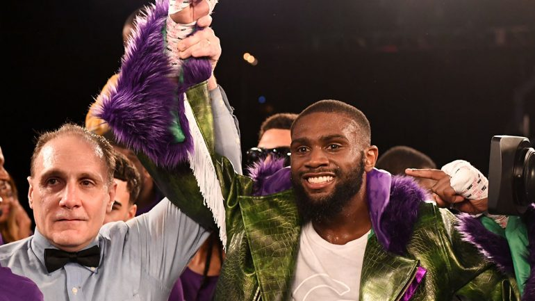 Jaron Ennis returns to national TV, added to Shields-Habazin card on Showtime