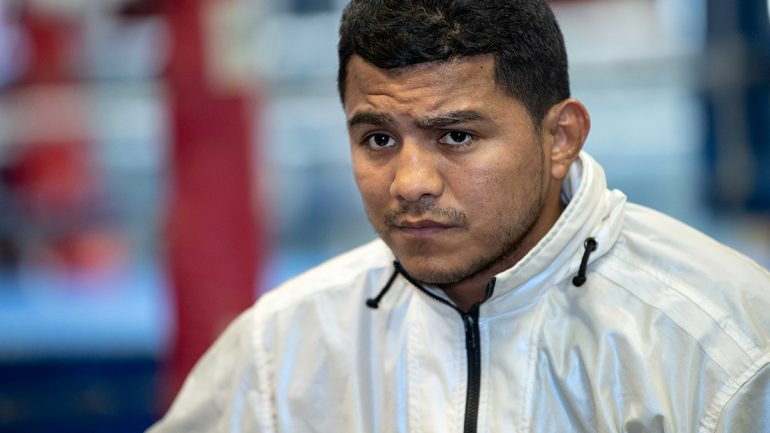 Photo gallery: Roman 'Chocolatito' Gonzalez trains for Pedro Guevara