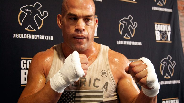 Tito Ortiz: I'm trying to help Chuck, he needs money, but I get a little revenge