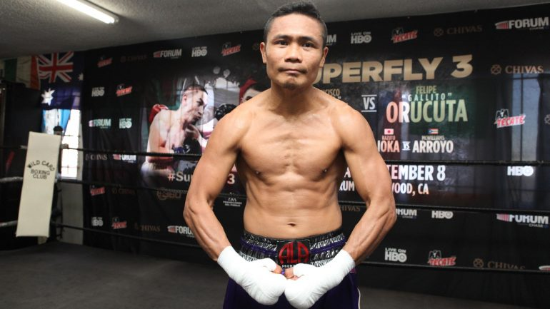 Donnie Nietes expected to make ring return on December 11