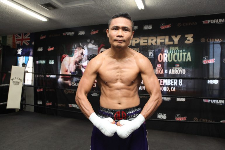 Image result for Donnie Nietes Vs Ioka