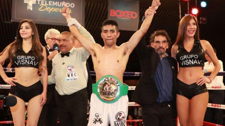 Ganigan Lopez defeats Jose Soto via fifth round disqualification, eyes world title shot