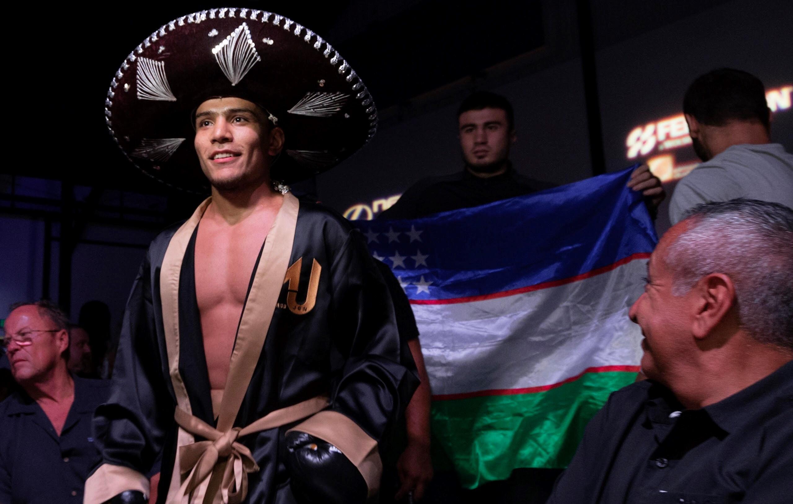New Faces: Murodjon Akhmadaliev - The Ring