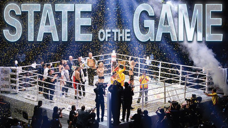 State of the Game intro The Ring's annual boxing breakdown, division by division By David Greisman