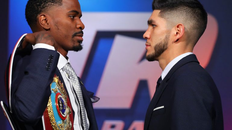 Former sparring partners Maurice Hooker, Alex Saucedo meet again with title on the line