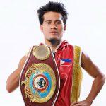 vic saludar belt 150x150 - Vic Saludar to make strawweight title defense against Wilfredo Mendez