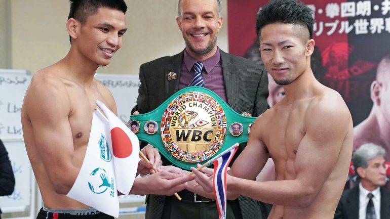 Takuma Inoue claims WBC interim bantamweight title, will face Warren-Oubaali winner