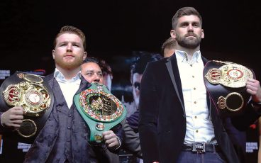 The Canelo/DAZN era of boxing begins