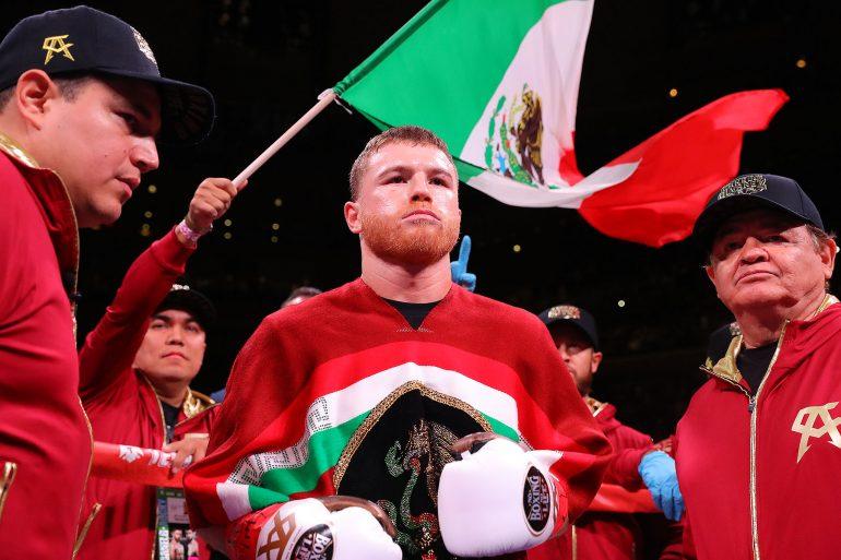 Canelo Alvarez Makes Short Work Of Rocky Fielding With Nyc Dazn