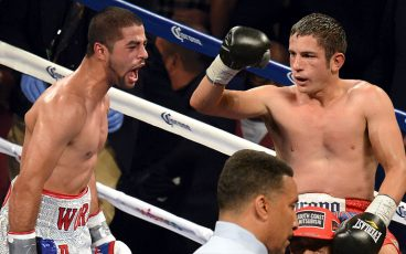 Sadam Ali and Mauricio Herrera meet at boxing's crossroads