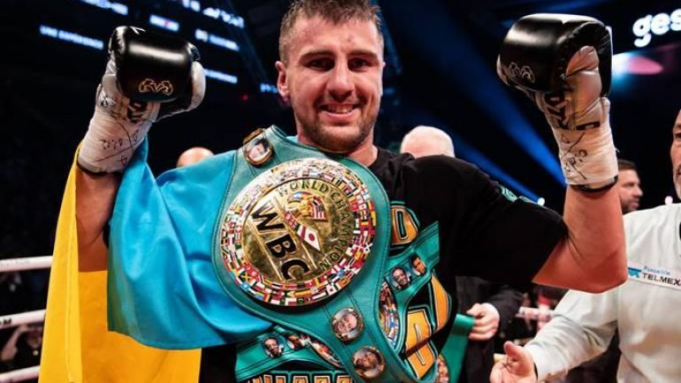 Oleksandr Gvozdyk to defend 175-pound title against Doudou Ngumbu on March 30