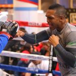 JohnsonWorkout Hoganphotos 150x150 - Tureano Johnson says two defeats were his greatest learning moments
