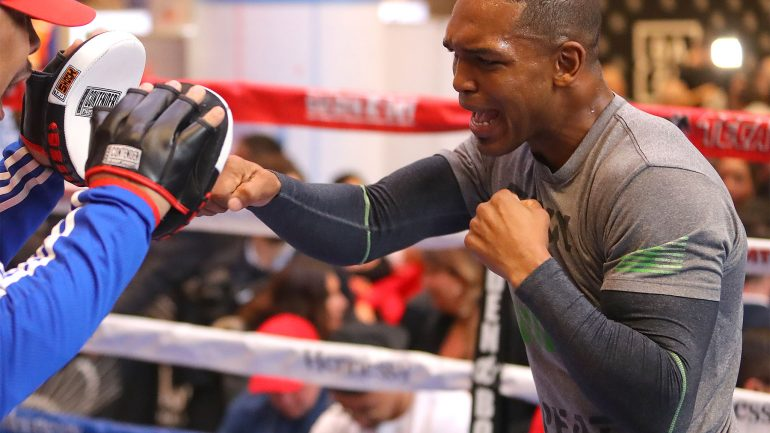 Tureano Johnson: 'David Lemieux is perfect for me'