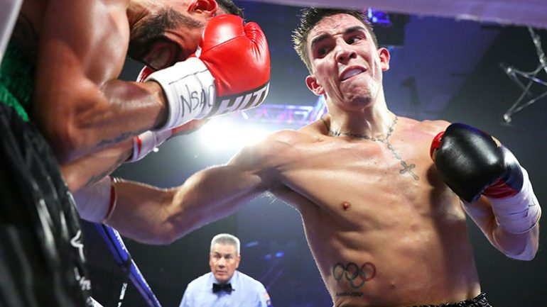 Michael Conlan hopes to cap off 2018 with a win in Manchester