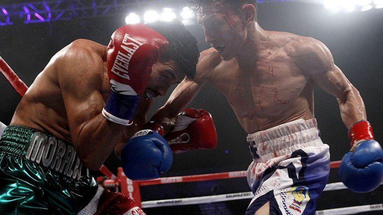 Rene Alvarado earns hard-fought unanimous decision to defeat Carlos Morales