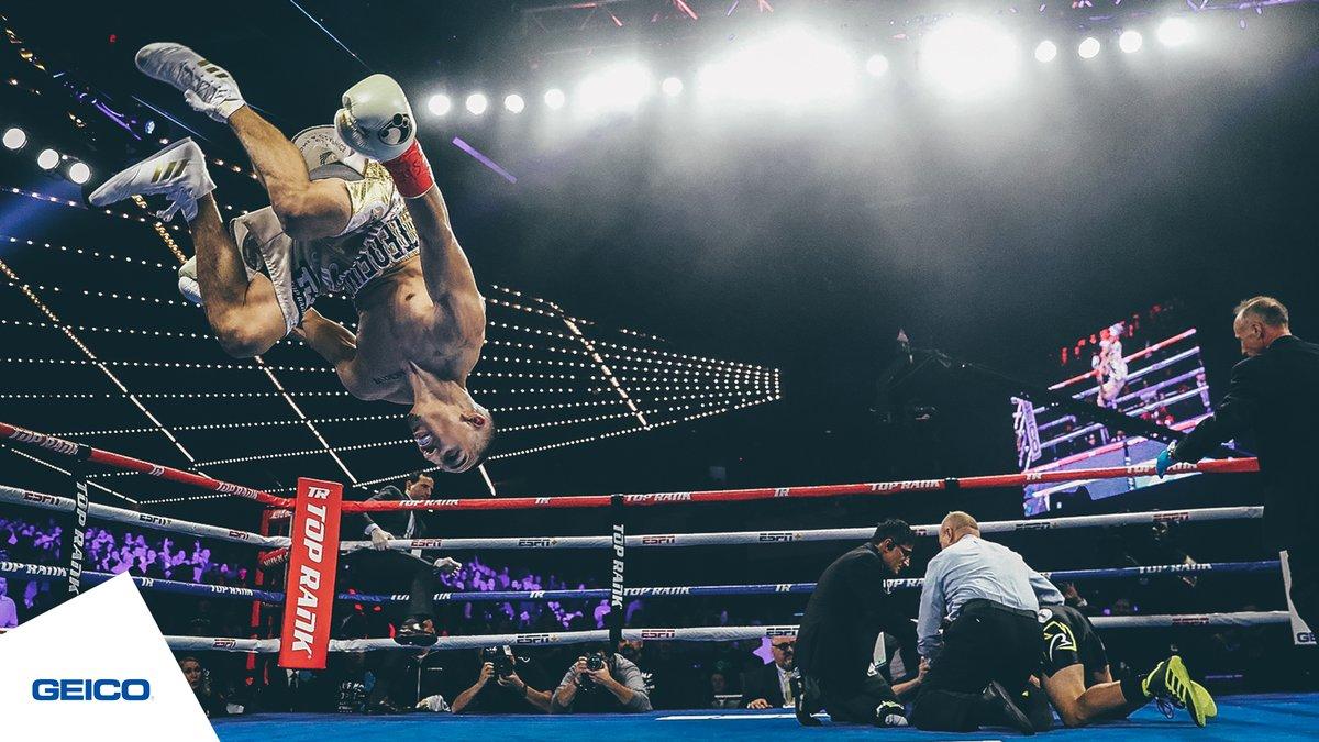Teofimo Lopez flip Menard - Teofimo Lopez: '2019 is the year they call me world champion'