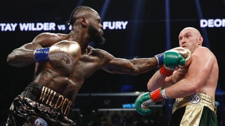 Deontay Wilder set to return May 18 on Showtime, possibly vs. Dominic Breazeale