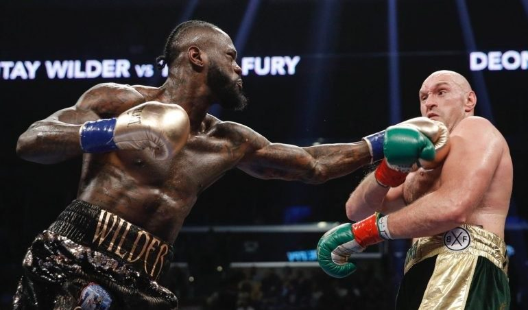 Deontay Wilder Set To Return May 18 On Showtime Possibly Vs